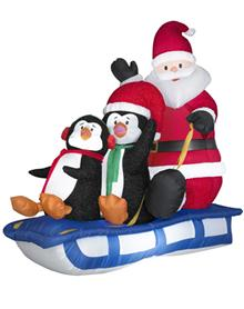 christmas inflatables and yard blowups for 2013 - Christmas Blow Ups